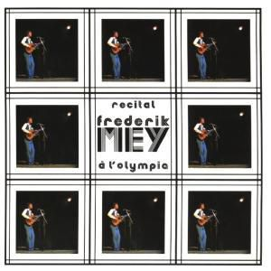 Recital Frederik Mey A L'Olympia, Reinhard Frederik Mey