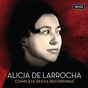 Recital of Spanish Music, De Larrocha, Lpo, Solti