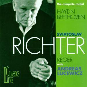 Recital (Oleg Kagan Festival 1994), Sviatoslav Richter, Andreas Lucewicz