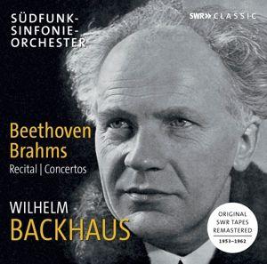 Recitals & Concertos, Wilhelm Backhaus