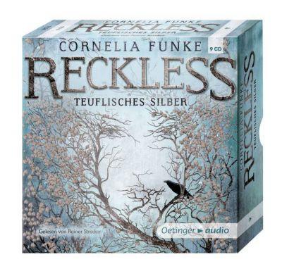 Reckless Band 3: Das goldene Garn (9 Audio-CDs), Cornelia Funke