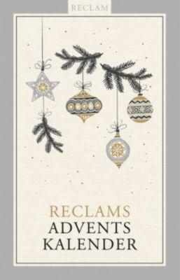 Reclams Adventskalender -  pdf epub