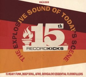 Record Kicks 15th, Diverse Interpreten