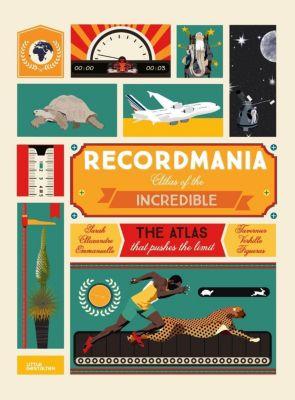Recordmania: Atlas of the Incredible, Emmanuelle Figueras