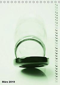 Recycling mal anders - Ein Umweltkalender (Tischkalender 2019 DIN A5 hoch) - Produktdetailbild 3