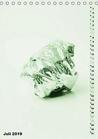 Recycling mal anders - Ein Umweltkalender (Tischkalender 2019 DIN A5 hoch) - Produktdetailbild 7