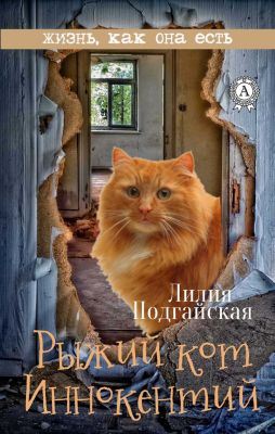 Red cat Innokentiy, Liliya Podgayskaya