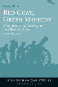 Red Coat, Green Machine, Charles Kirke