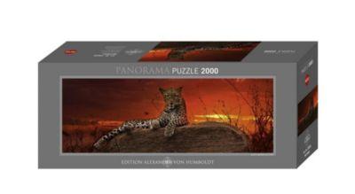 Red Dawn Panoramapuzzle, 2.000 Teile, Alex Bernasconi