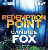 Redemption Point, 2 MP3-CDs, Candice Fox