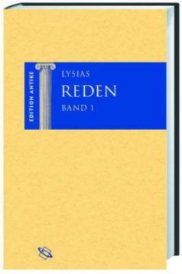 Reden, 2 Bde., Lysias