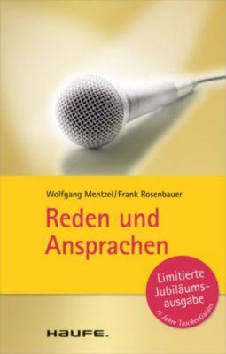 Reden und Ansprachen, Wolfgang Mentzel, Frank Rosenbauer