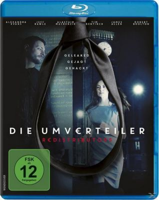 Redistributors - Die Umverteiler, Alexandra Evans, Alastair Mackenzie, James Allen