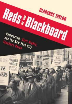 Reds at the Blackboard, Clarence Taylor
