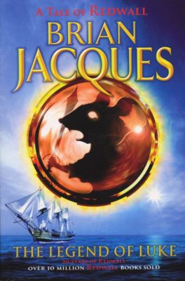 Redwall: The Legend of Luke, Brian Jacques