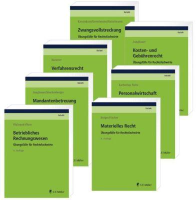 ReFaWi - Übungsfälle, 7 Bde., Wolfgang Boiger, Horst-Reiner Enders, Sonja Fischer, Stefan Geiselmann, Marc-Philipp Geiselmann, Sabi Jungbauer