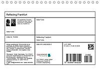 Reflecting Frankfurt (Tischkalender 2019 DIN A5 quer) - Produktdetailbild 13