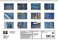 Reflecting Frankfurt (Wandkalender 2019 DIN A3 quer) - Produktdetailbild 13