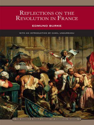 Reflections on the Revolution in France, Edmund Burke
