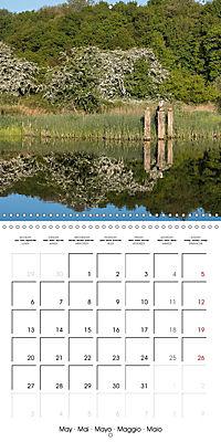 Reflections on the River Weaver (Wall Calendar 2019 300 × 300 mm Square) - Produktdetailbild 5