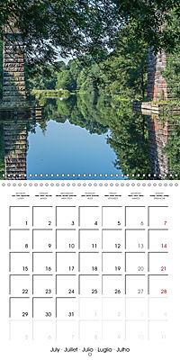 Reflections on the River Weaver (Wall Calendar 2019 300 × 300 mm Square) - Produktdetailbild 7