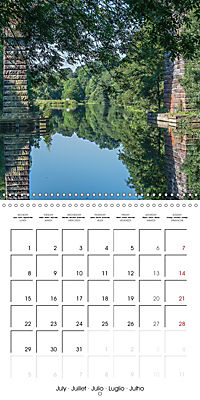 Reflections on the River Weaver (Wall Calendar 2019 300 × 300 mm Square) - Produktdetailbild 7