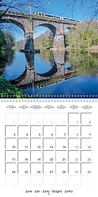 Reflections on the River Weaver (Wall Calendar 2019 300 × 300 mm Square) - Produktdetailbild 6