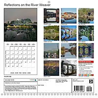 Reflections on the River Weaver (Wall Calendar 2019 300 × 300 mm Square) - Produktdetailbild 13