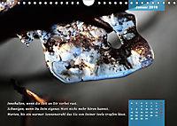 Reflexionen in zwölf Texten und Bildern (Wandkalender 2019 DIN A4 quer) - Produktdetailbild 1