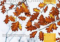 Reflexionen in zwölf Texten und Bildern (Wandkalender 2019 DIN A4 quer) - Produktdetailbild 10