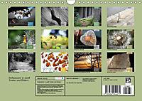 Reflexionen in zwölf Texten und Bildern (Wandkalender 2019 DIN A4 quer) - Produktdetailbild 13
