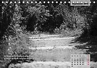 Reflexionen in zwölf Texten und Bildern (Tischkalender 2019 DIN A5 quer) - Produktdetailbild 9