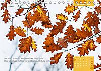 Reflexionen in zwölf Texten und Bildern (Tischkalender 2019 DIN A5 quer) - Produktdetailbild 10
