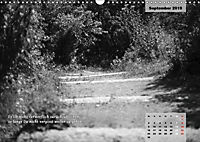 Reflexionen in zwölf Texten und Bildern (Wandkalender 2019 DIN A3 quer) - Produktdetailbild 9