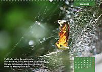 Reflexionen in zwölf Texten und Bildern (Wandkalender 2019 DIN A2 quer) - Produktdetailbild 5
