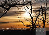 Reflexionen in zwölf Texten und Bildern (Wandkalender 2019 DIN A2 quer) - Produktdetailbild 11