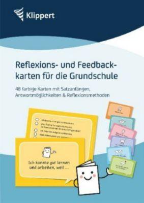 Reflexions- und Feedbackkarten für die Grundschule -  pdf epub