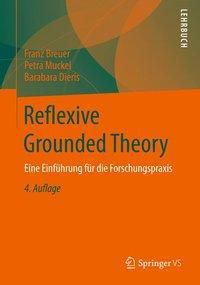 Reflexive Grounded Theory, Franz Breuer, Petra Muckel, Barbara Dieris