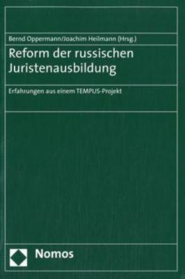 Reform der russischen Juristenausbildung