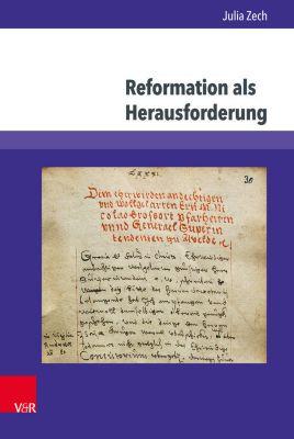 Reformation als Herausforderung, Julia Zech