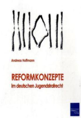 Reformkonzepte im deutschen Jugendstrafrecht, Andreas Hoffmann