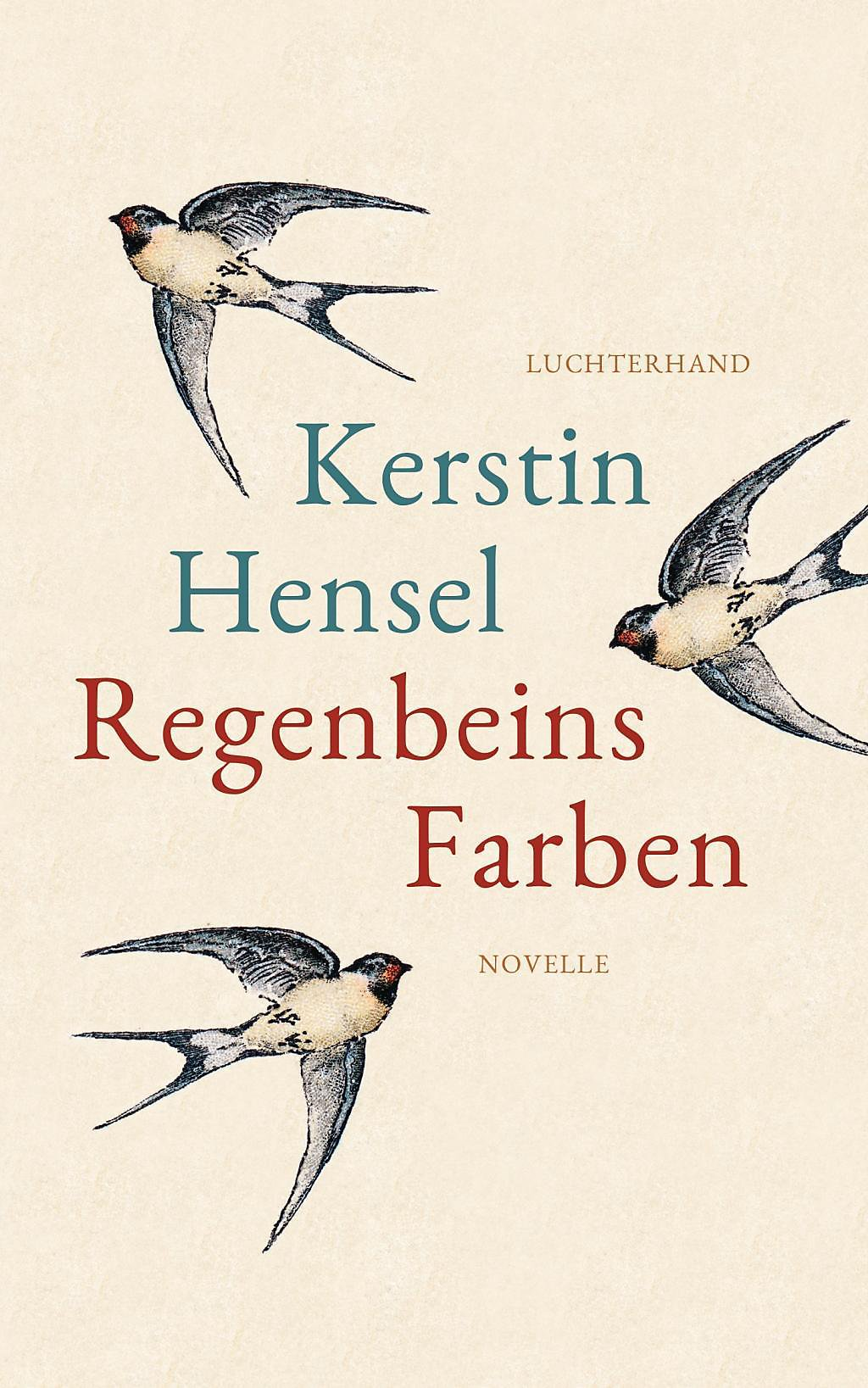 Regenbeins Farben Buch Von Kerstin Hensel Versandkostenfrei
