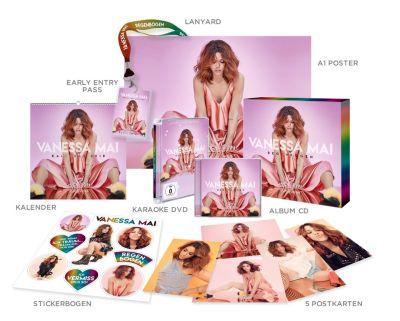 Regenbogen (Limited Box, CD+DVD), Vanessa Mai
