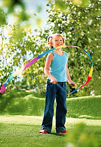 Regenbogen-Trickband, 3er-Set - Produktdetailbild 2