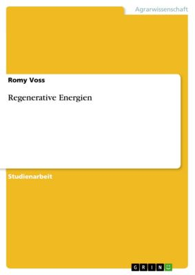 Regenerative Energien, Romy Voss