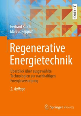 Regenerative Energietechnik, Gerhard Reich, Marcus Reppich