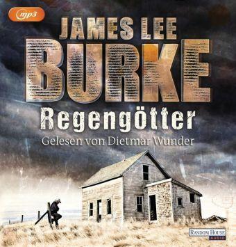 Regengötter, 2 MP3-CDs, James Lee Burke