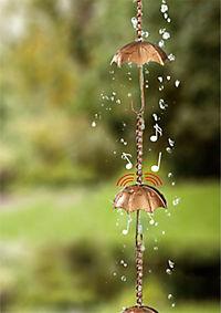 "Regenkette ""Umbrella"" - Produktdetailbild 2"