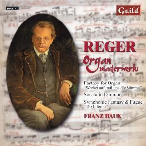 Reger Orgelwerke, Franz Hauk