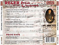 Reger Orgelwerke - Produktdetailbild 1